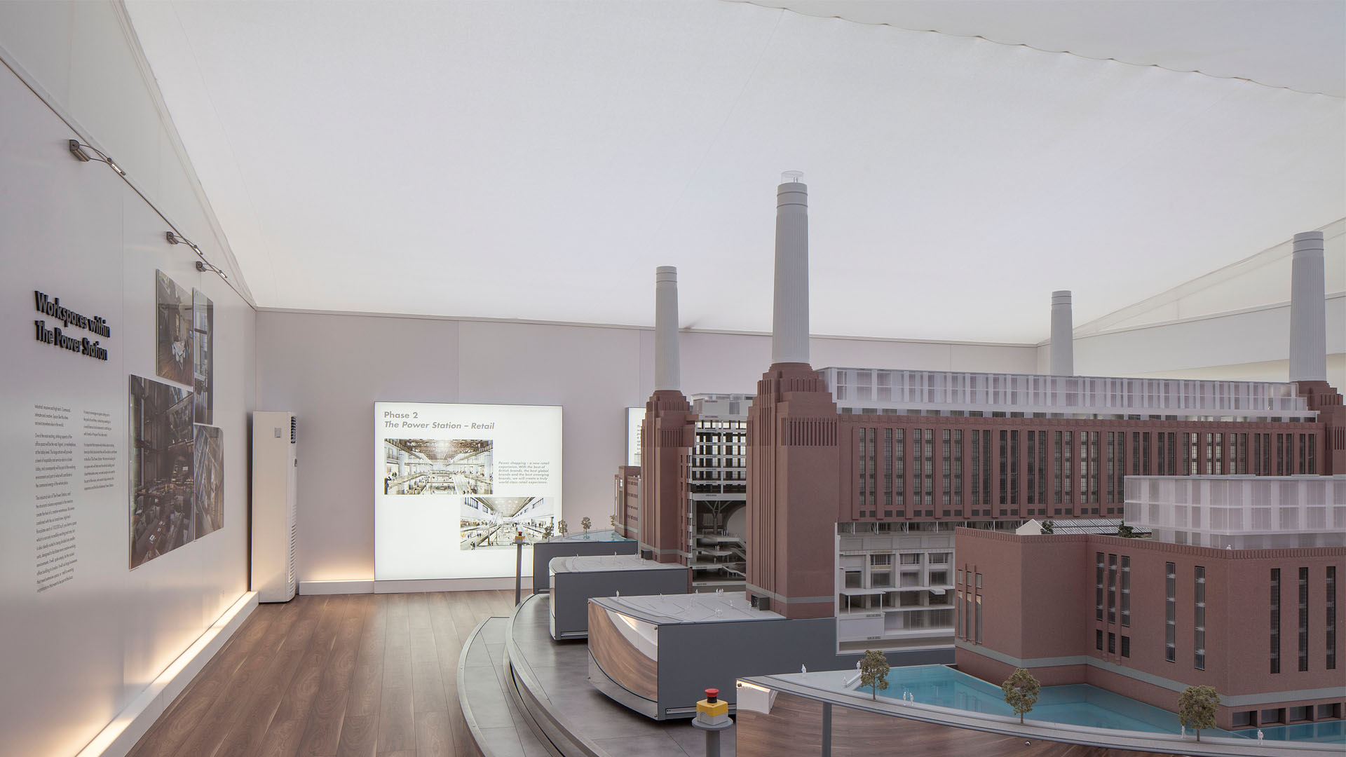 Property Marketing Agency | Wordsearch | Battersea Power Station Exhibition Blog
