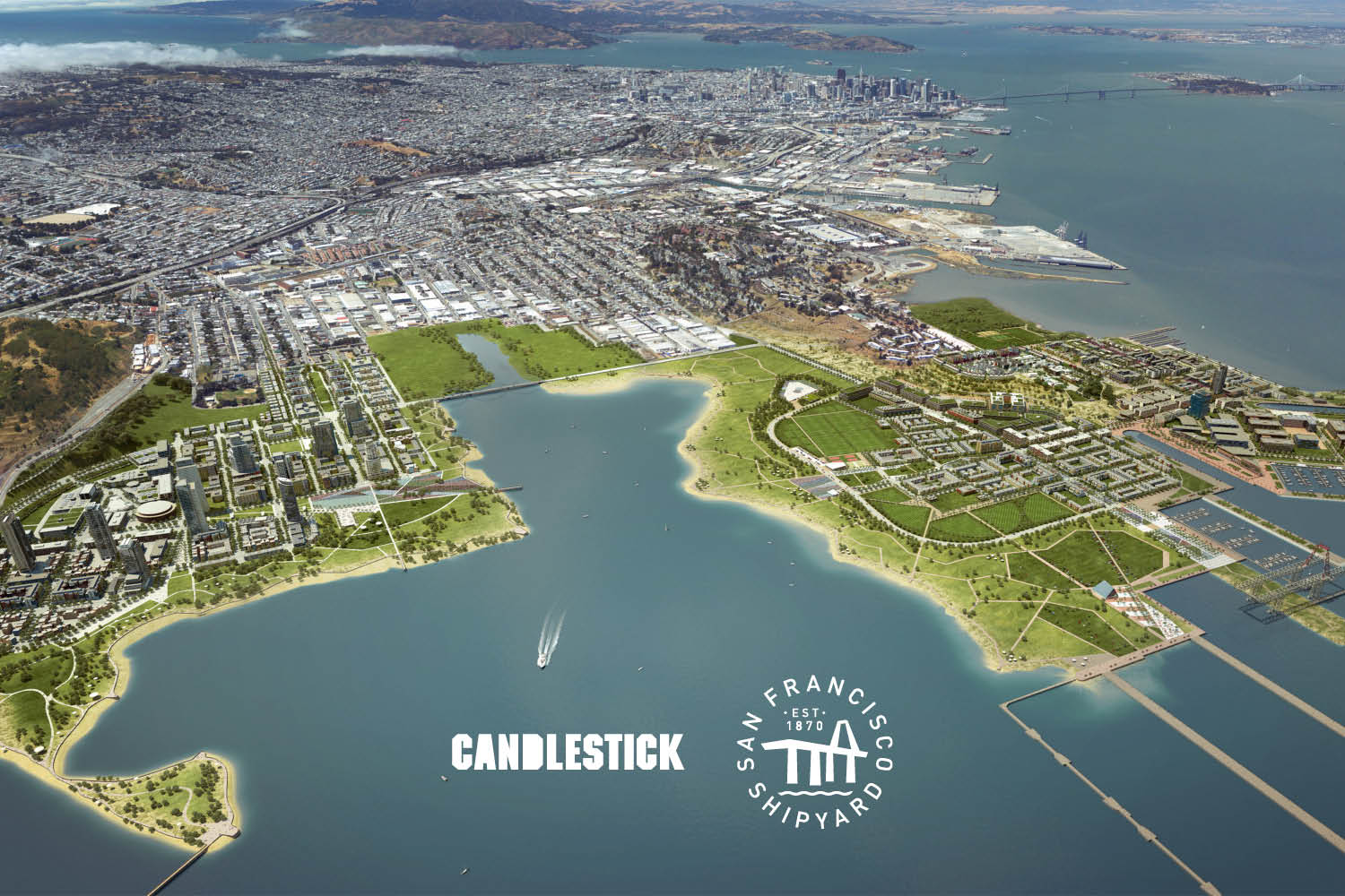 Property Branding for Shipyard and Candlestick - Strategy 4