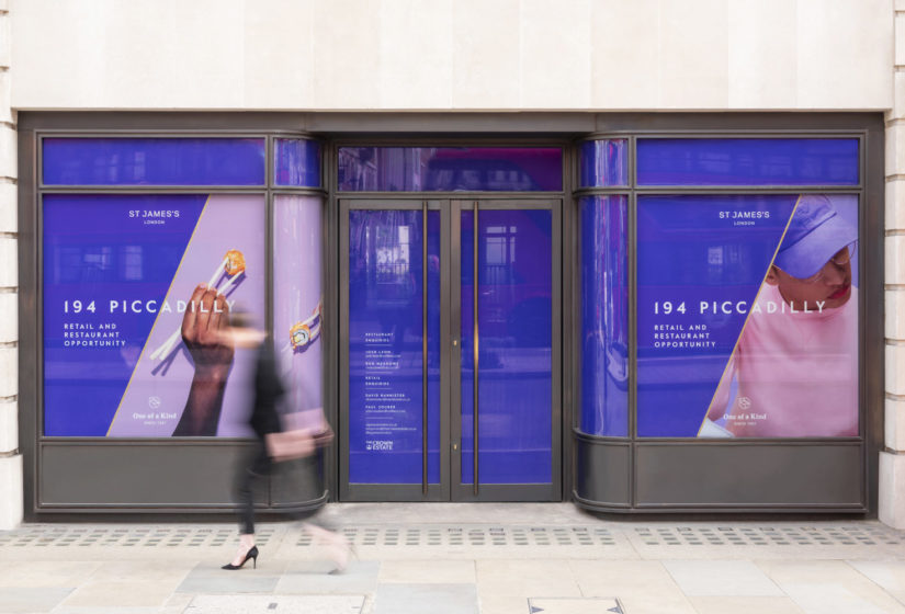 Real estate branding for Princes Arcade 4