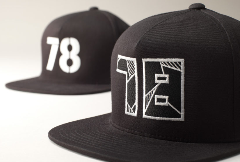 Real estate branding, Chicago, The 78, hats