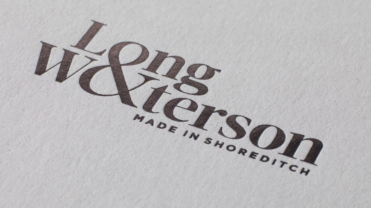 Property Marketing Agency | Wordsearch | Long & Waterson logo