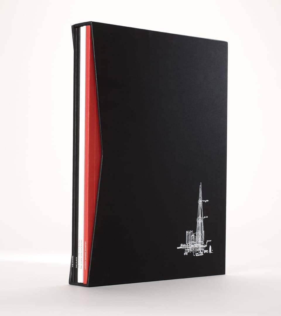Branding for The Shard London - Brochure 1