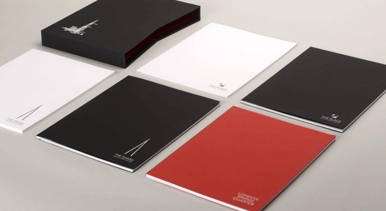 branding for the shard london - brochure 4