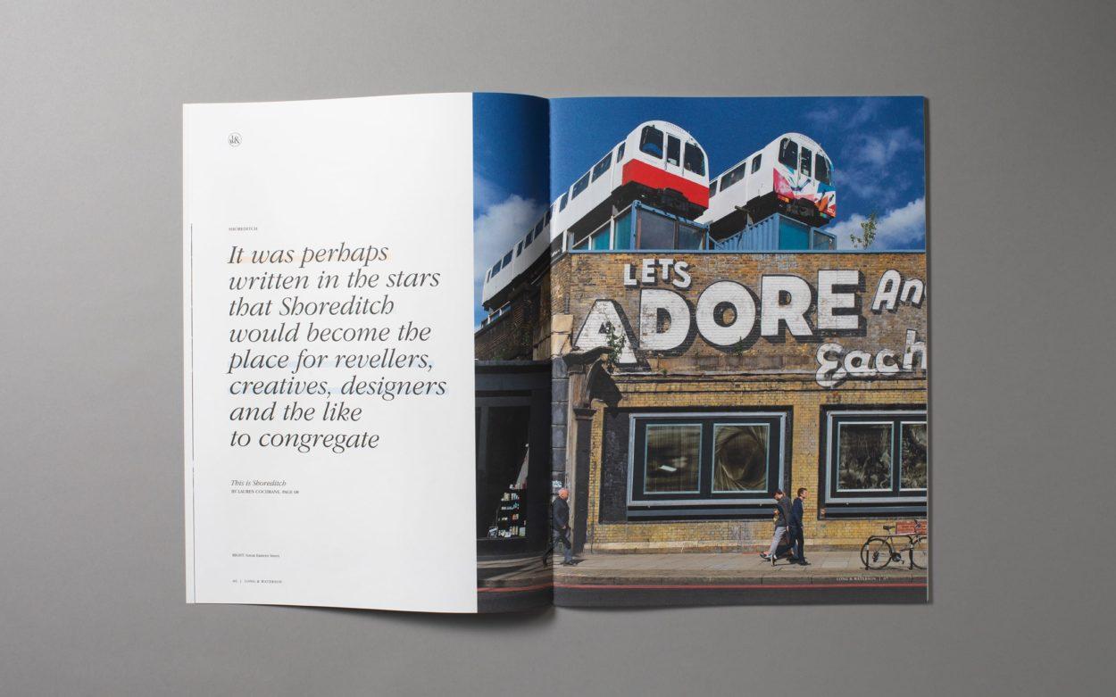 Property Marketing Agency | Wordsearch | Long & Waterson Brochure 3