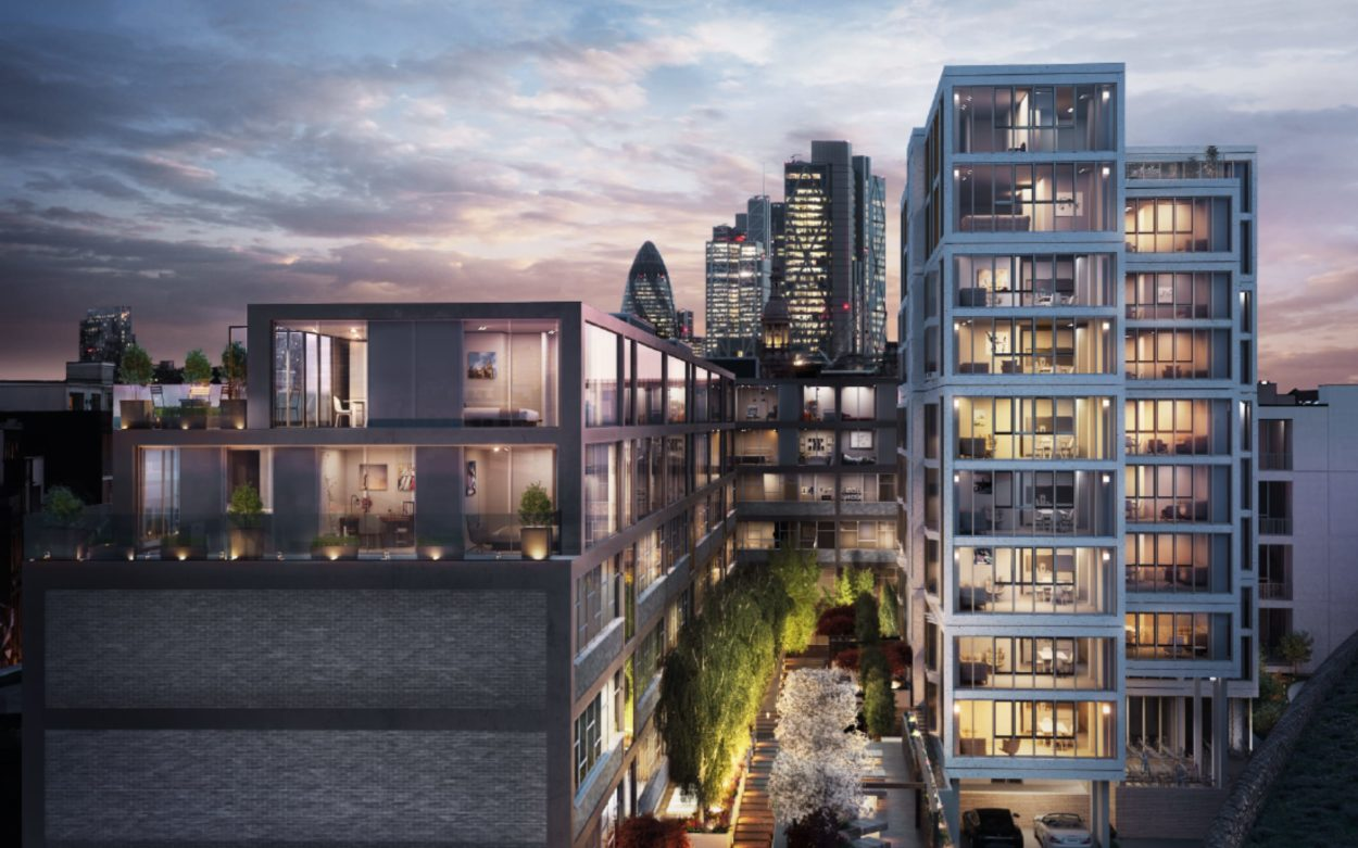 Property Marketing Agency | Wordsearch | Long & Waterson CGI 2