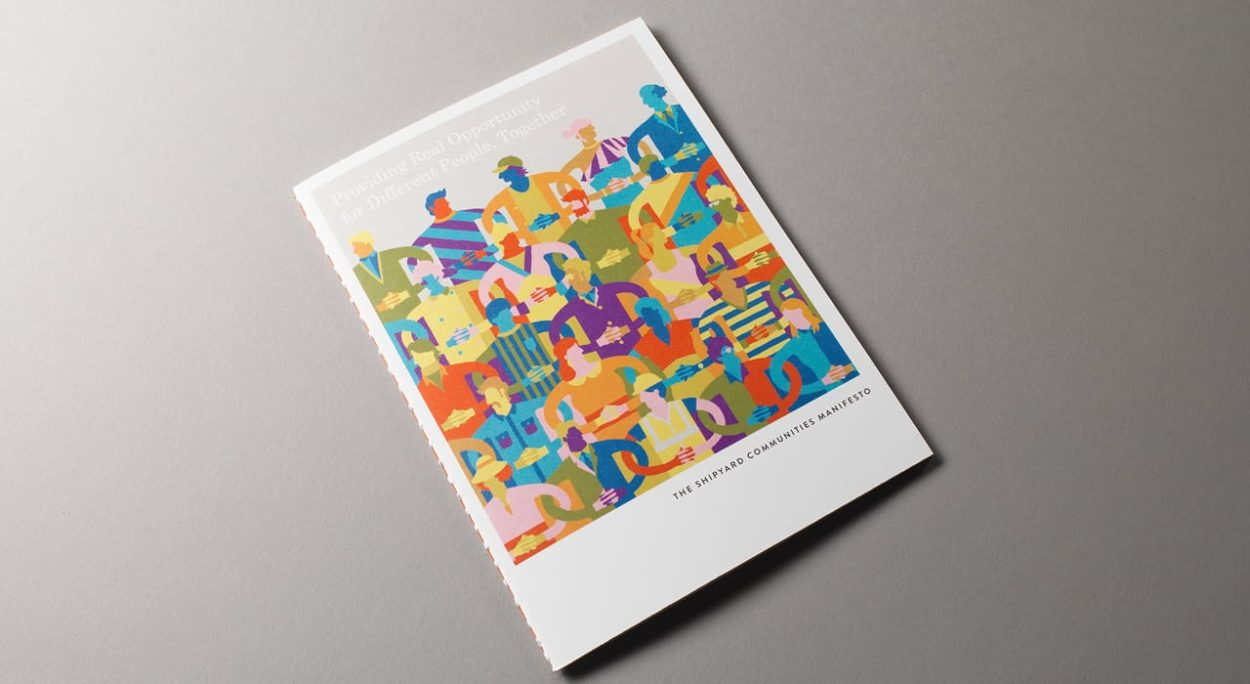 real estate branding san francisco shipyard - brochure 2