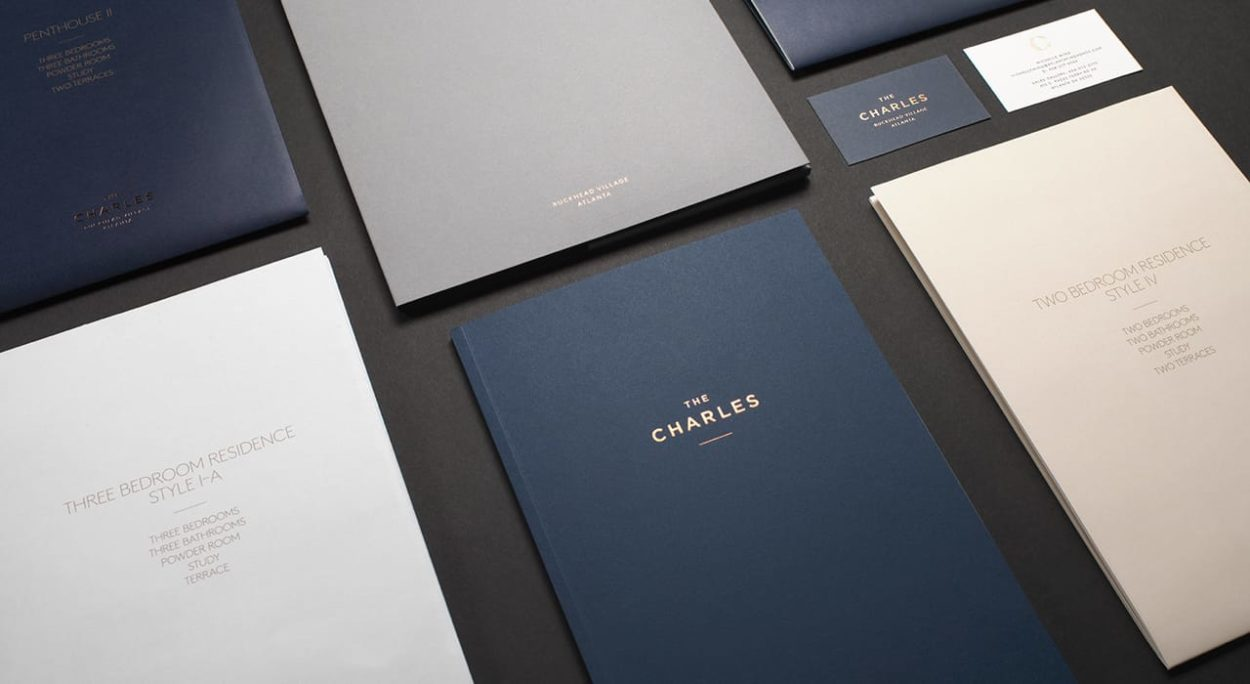 The Charles Property Branding Brochure 4