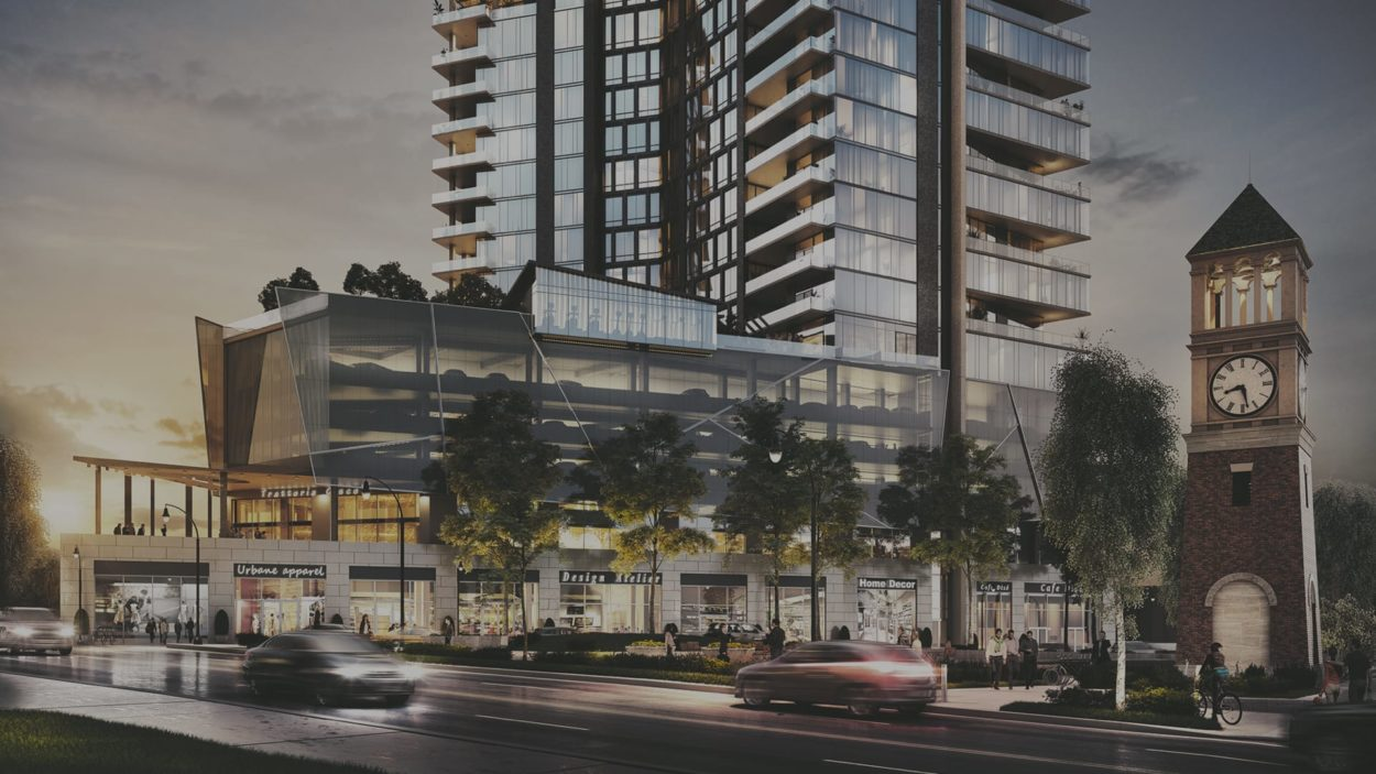The Charles Property Branding Rendering 1