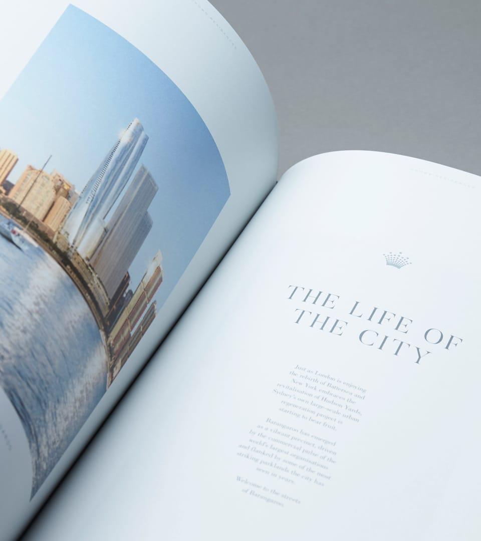 one barangaroo property marketing brochure 3