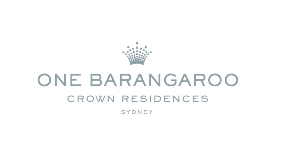 one barangaroo property marketing logo
