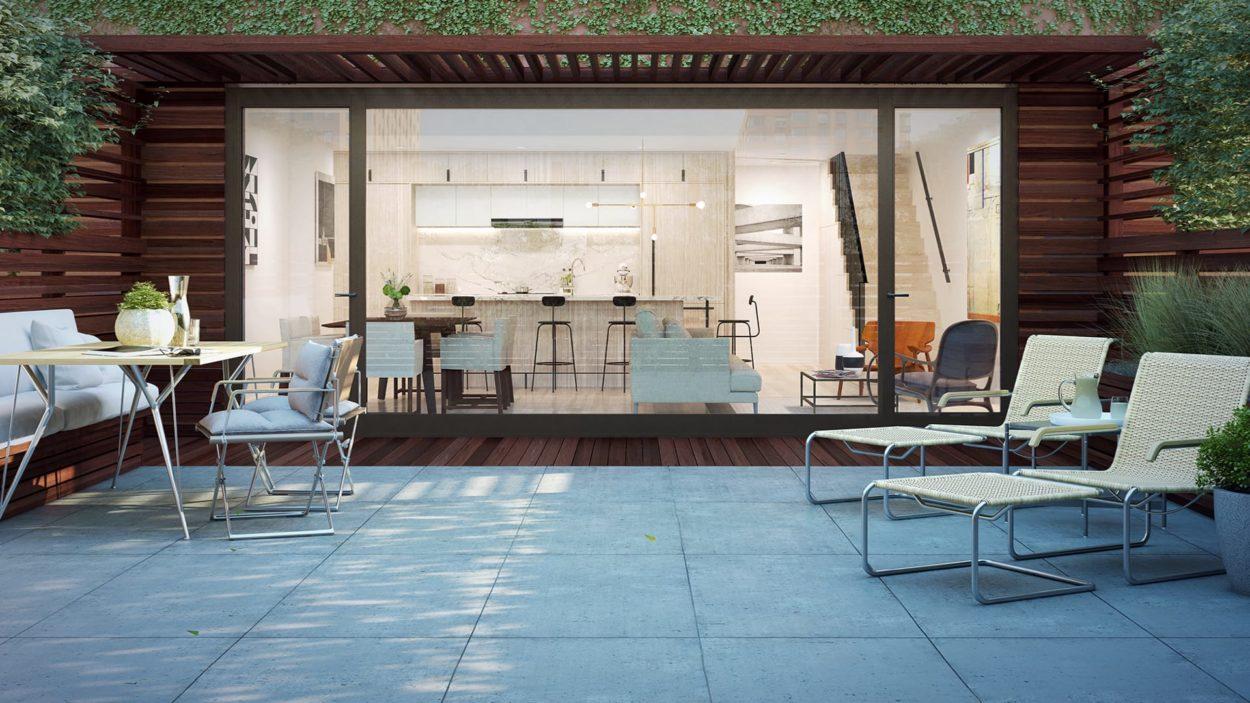 The Sorting House Branding - Rendering 3