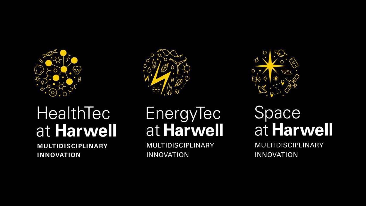 branding for harwell campus - logo 2
