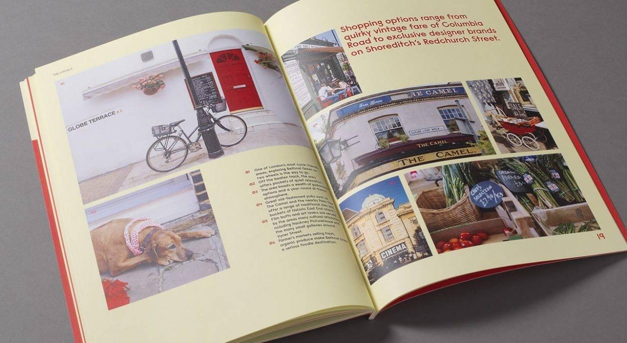 property branding for grand regent tower - brochure 7
