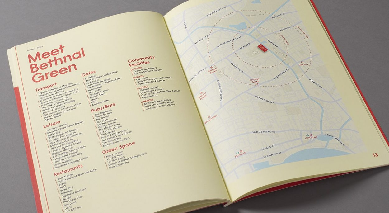 property branding for grand regent tower - brochure 8