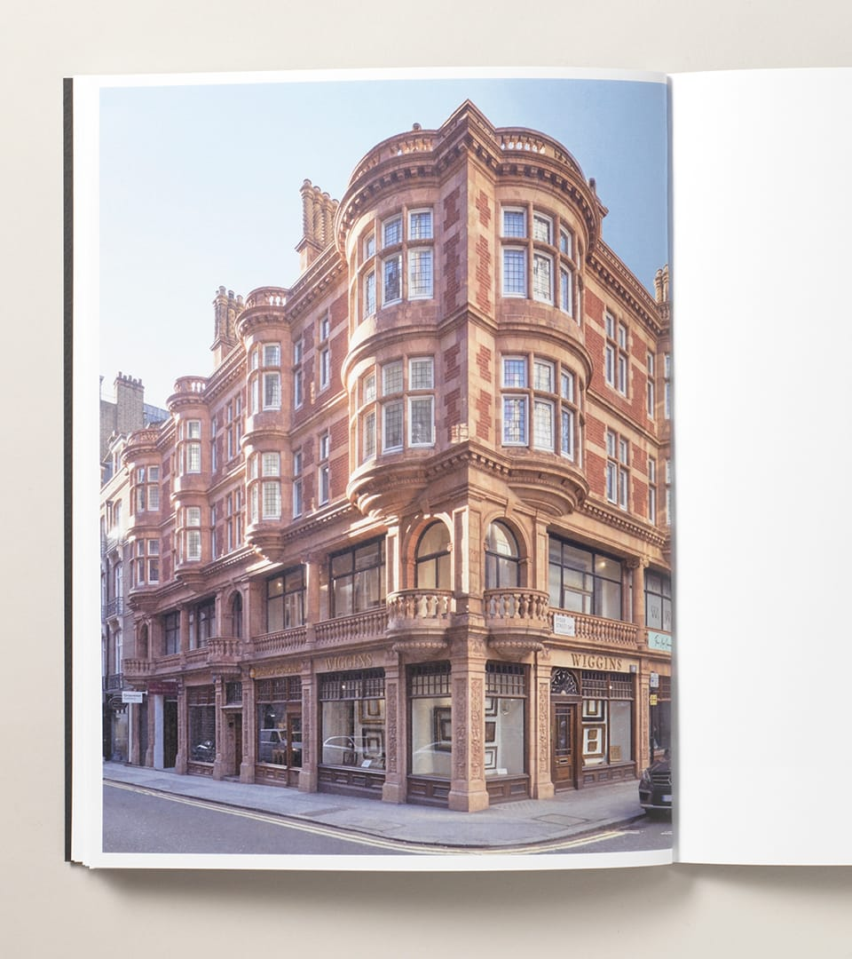 property marketing for 33 bury street london - brochure 4