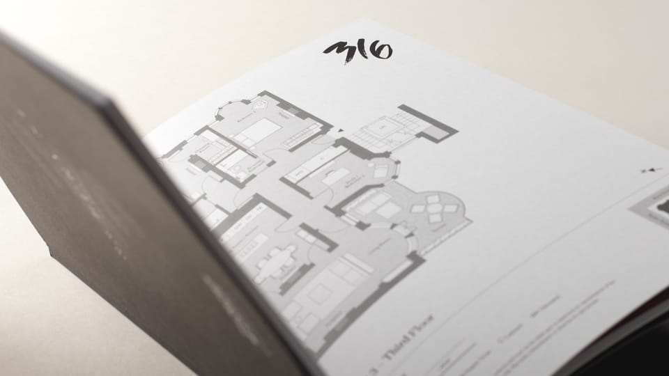property marketing for 33 bury street london - brochure 6