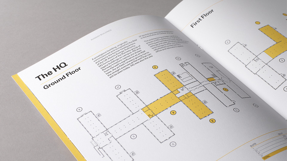 branding for harwell science campus - oxford