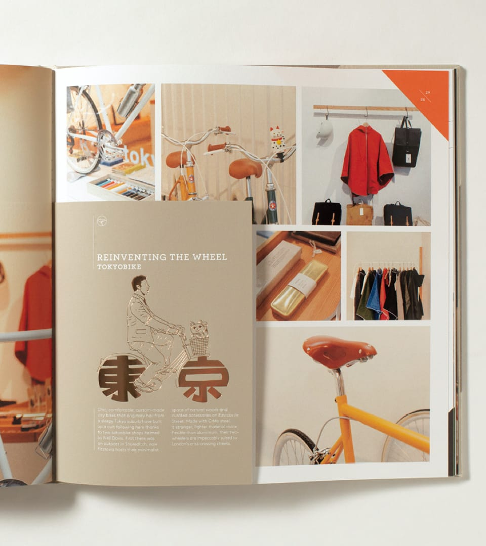 property marketing for rathbone square london - brochure 2