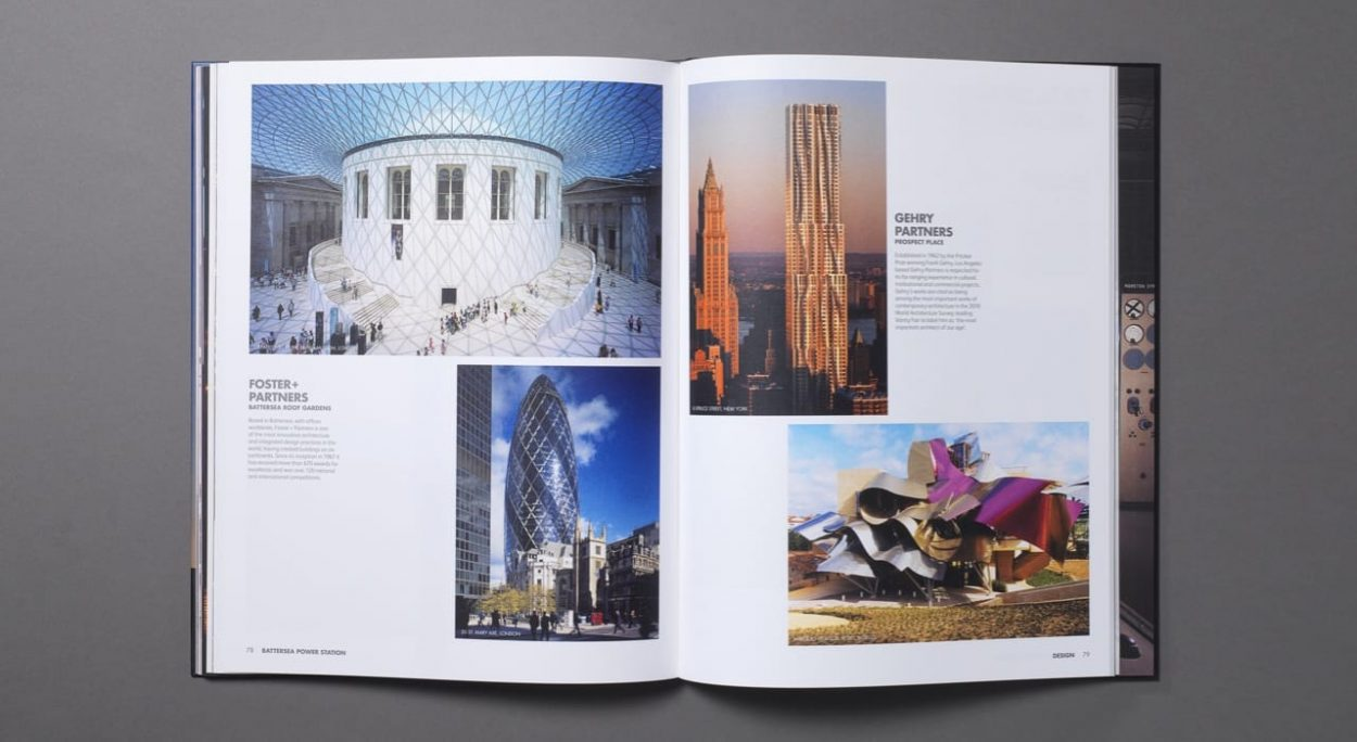 property marketing for battersea power station london - icon brochure 5
