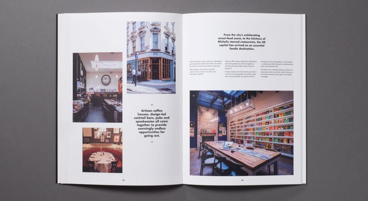 property marketing for battersea power station london - retail brochure 3