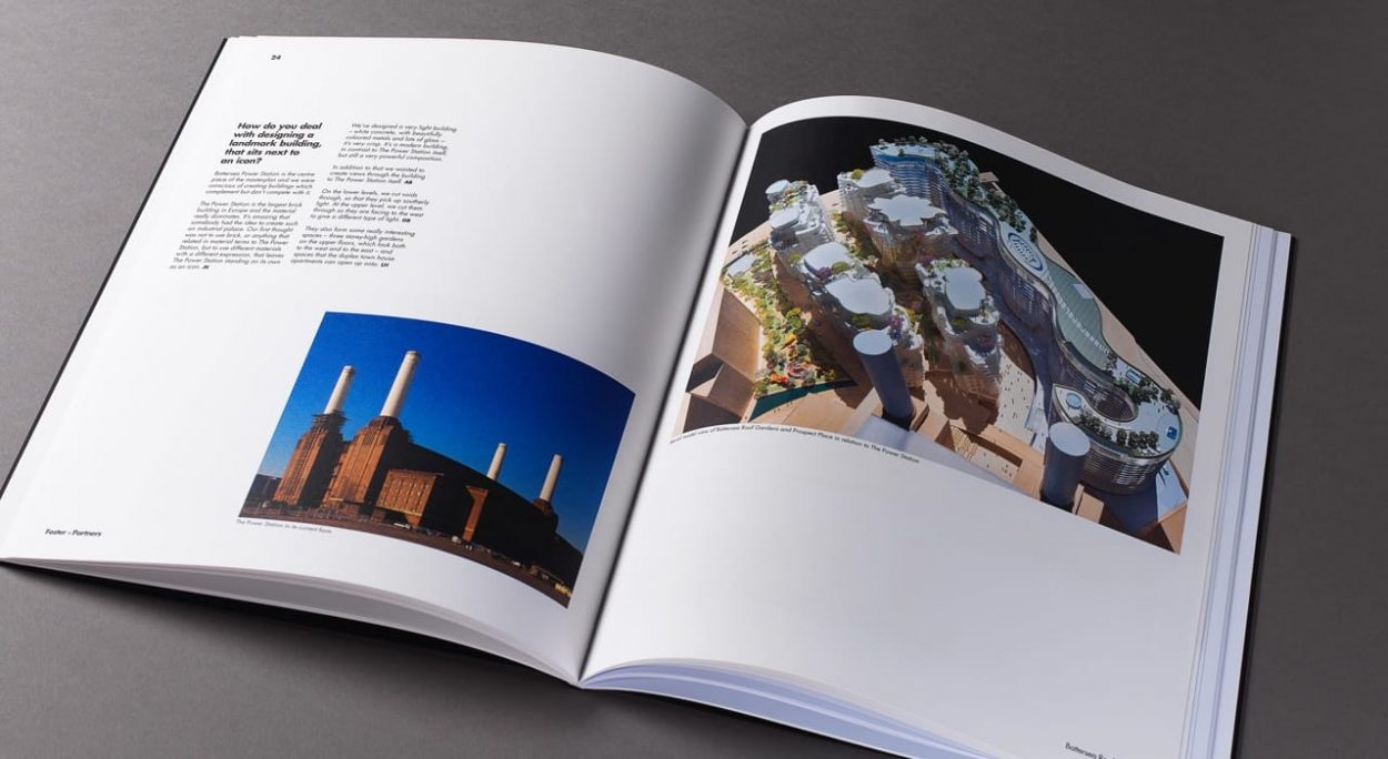 property marketing for battersea power station london - brochure 3