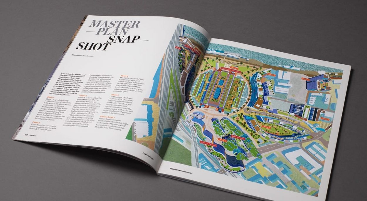 property marketing for battersea power station london - powerhouse magazine 2