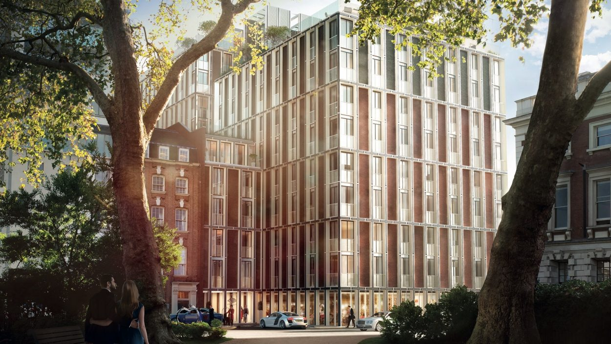 property marketing for hanover bond, london - cgi
