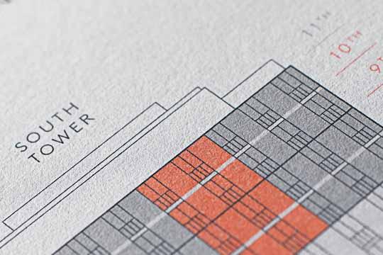 property marketing for hanover bond mandarin oriental london - stack plan