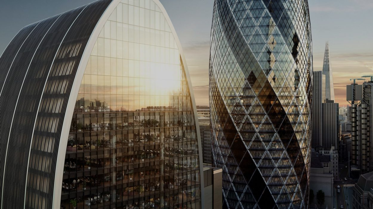 property marketing for 70 st mary axe london - hero