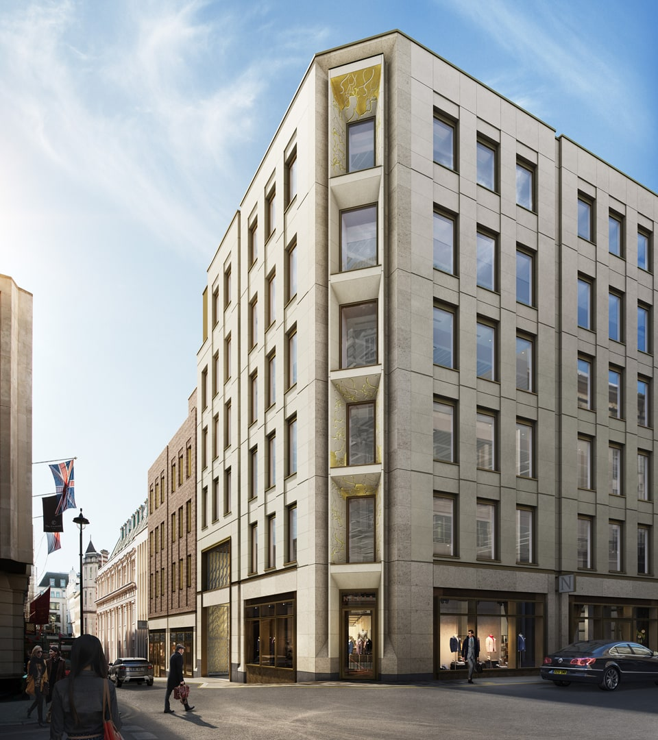 Property Marketing for The Marq London | Rendering