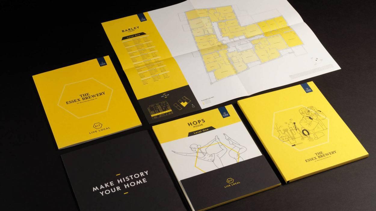 property branding essex brewery wordsearch floorplans